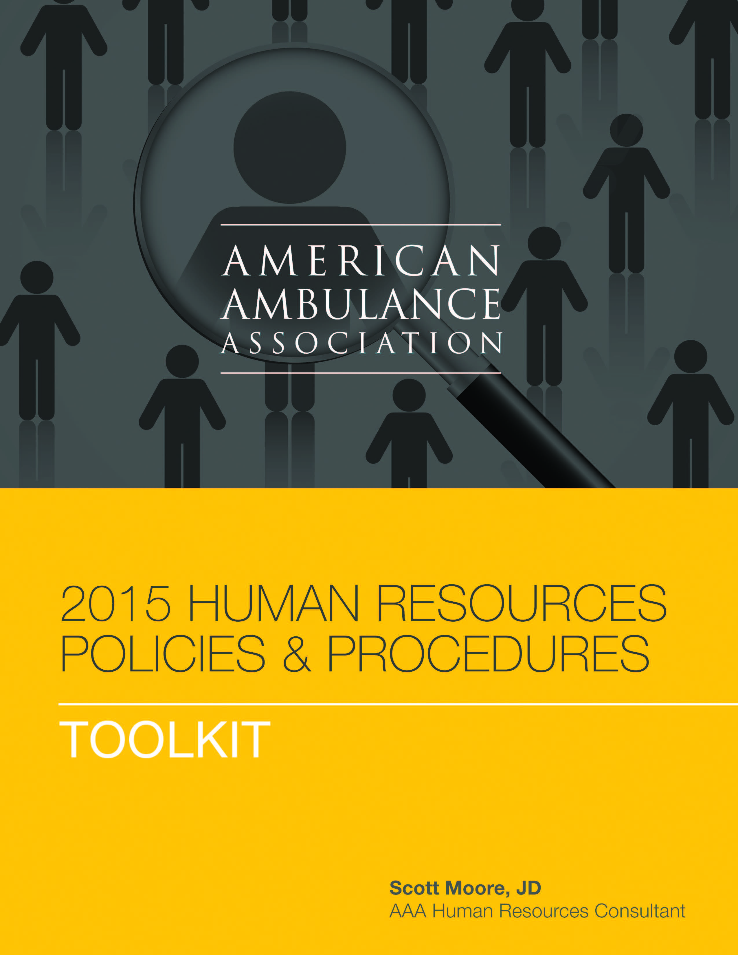 Human resources toolkit forms american ambulance association aaa human resources manual cover falaconquin