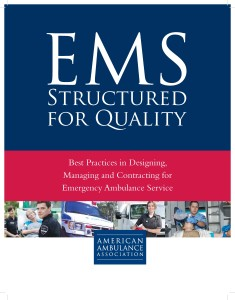 EMS Structured for Quality Logo