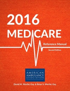 Medicare Reference Cover 2016 - 275px
