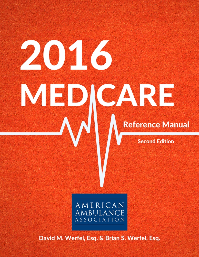 Medicare Reference Cover 2016 Full Size