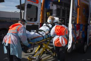 CA - Hall Ambulance - PPE Training