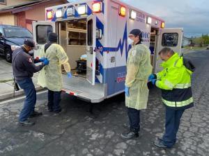 CA - Medic Ambulance Vallejo (1)