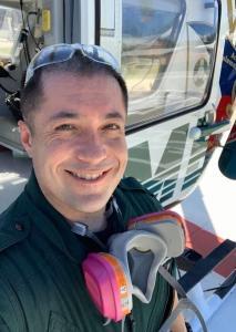 LA - Acadian Ambulance Smiling Medic